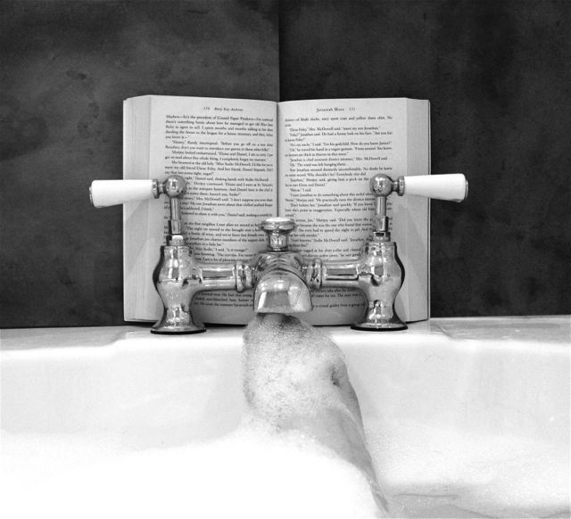 35 best Reading in The Tub ! images on Pinterest | Bathtubs, Soaking ...