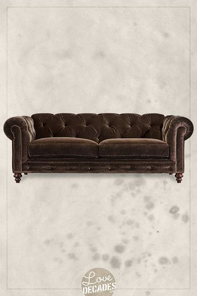 Higgins sofa in Toulouse. Chesterfield ...