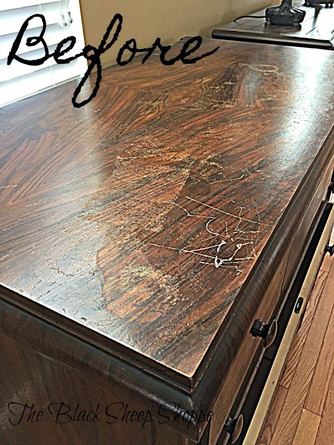 Refurbish Wood Furniture Without Sanding Wood Furniture
