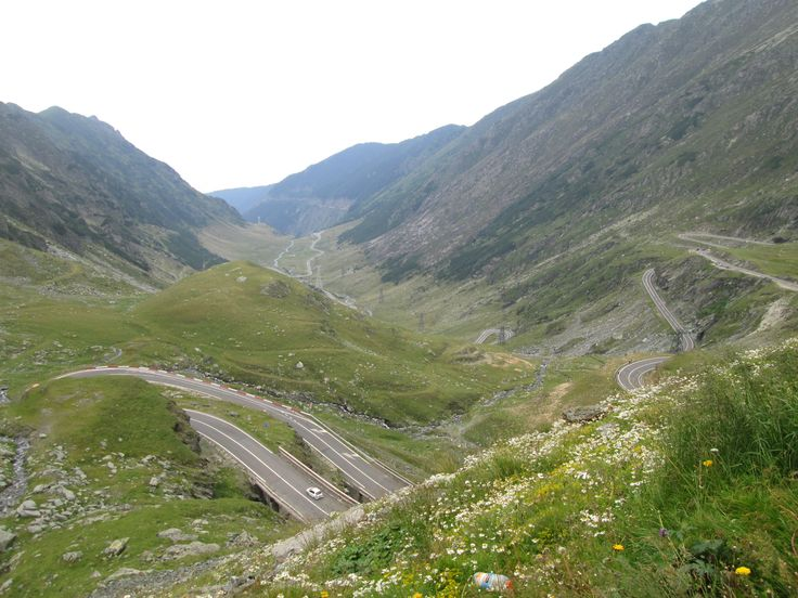#awesome #Romanian #road #Transfagarasan