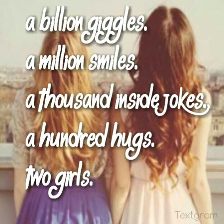Quotes About Best Friends Being Like Sisters Tumblr : Images about best friends more like sisters on