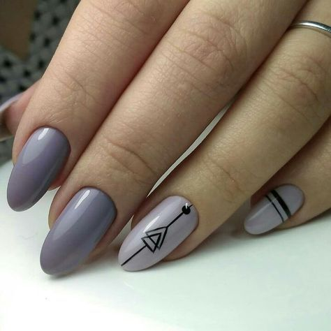 nails design french tip almond 55 ideas in 2020  swag