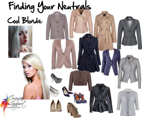 Best Neutral – Cool Blonde - a little lighter than me, but good nuetrals