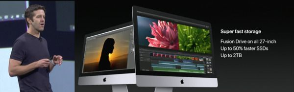 Apple launches speedy new iMacs capable of VR content creation with USB-C Thunderbolt 3 ports #AppleNews #TechNews