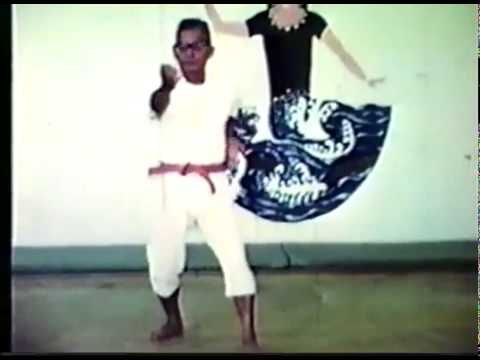 Tatsuo Shimabuku Performs All Isshinryu Kata - 1966 Posted by Sensei Michael Calandra