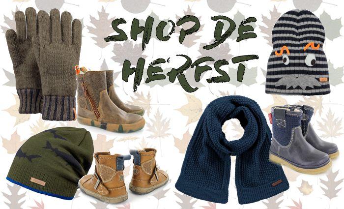 Shop je herfst-outfit bij elkaar en vergeet de Shoesme schoenen niet ;-) Banner gespot op boyslabel.com