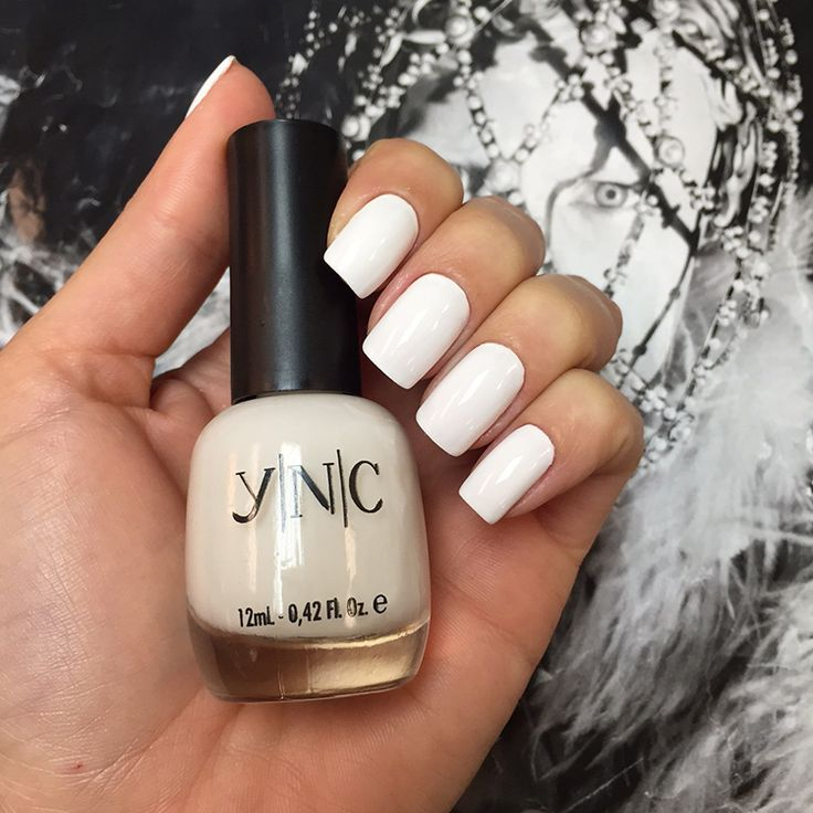 Esmalte da Semana: Cristal da YNC
