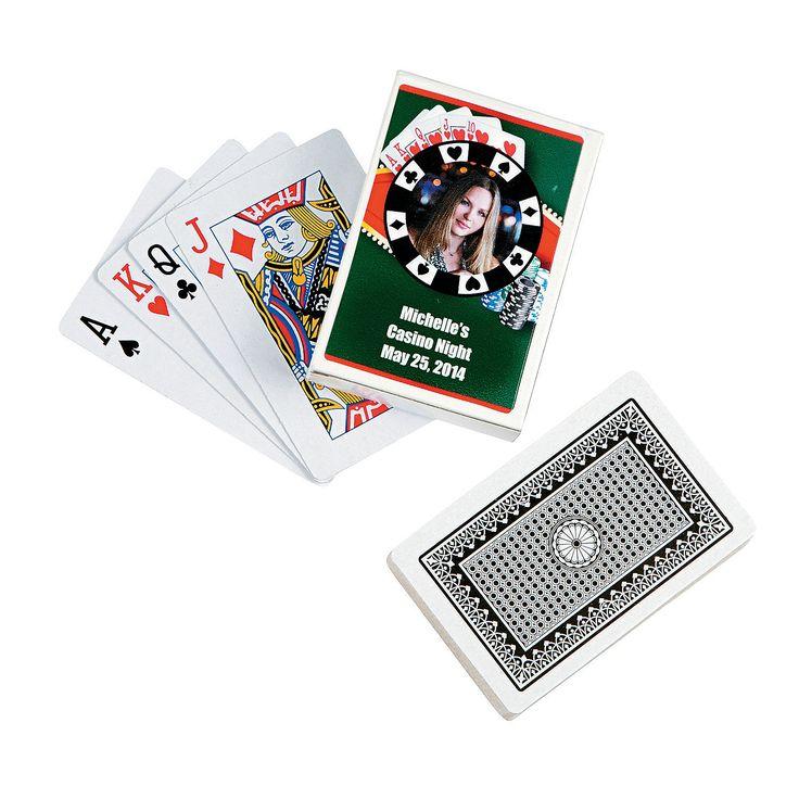 Personalized letter to vip casino player custom casino party invitations