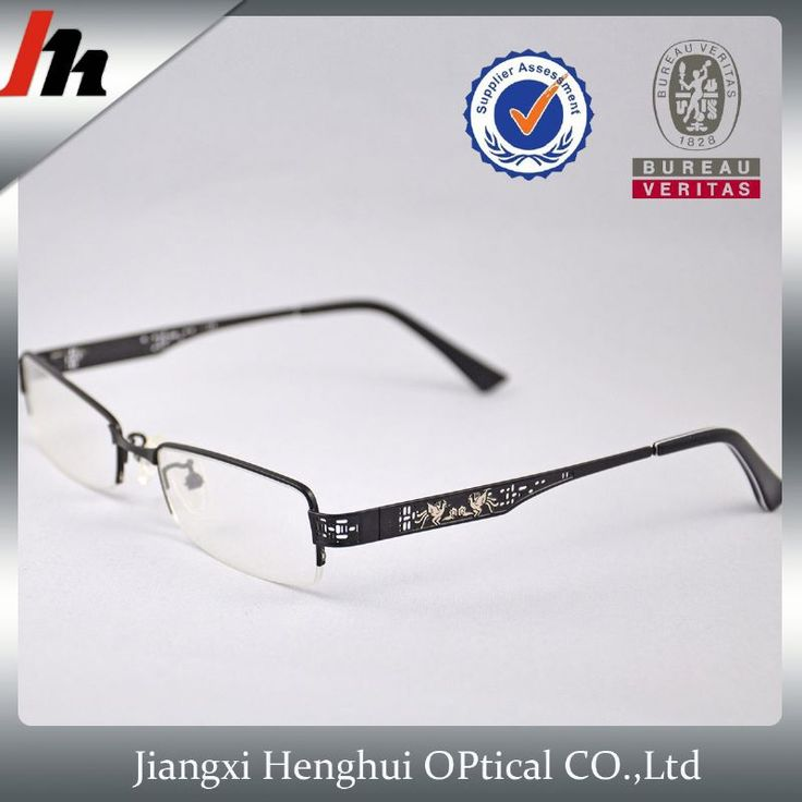 Fashion titanium eyeglass frames Designer eyeglasses frame Custom made eyeglass frames