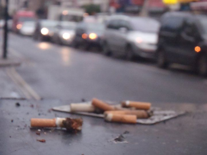#StoryTelling  The world from a cigarette's point of view