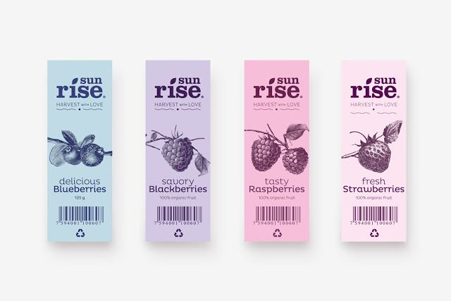 Sunrise (Student Project) on Packaging of the World - Creative Package Design Gallery