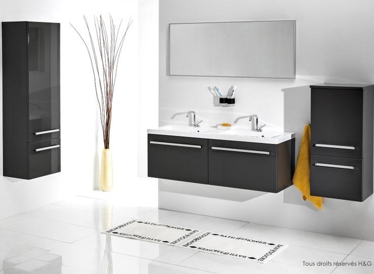 17 meilleures images propos de salle de bain sur for Fixer une colonne de salle de bain au mur