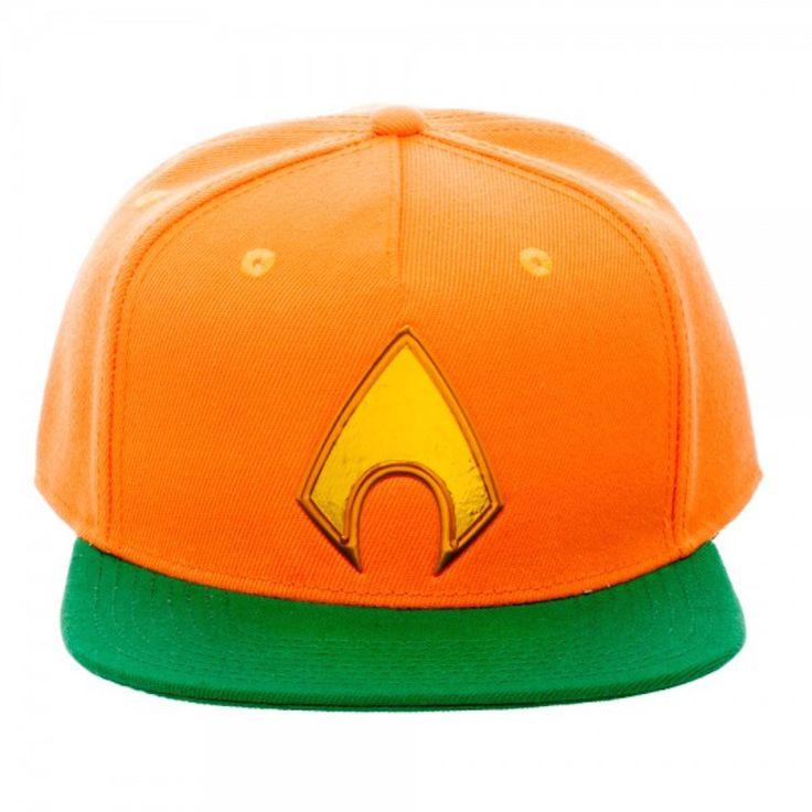 dc comics flash baseball cap funko pop superheroes chrome weld symbol orange flat brim hat licensed flats caps hats