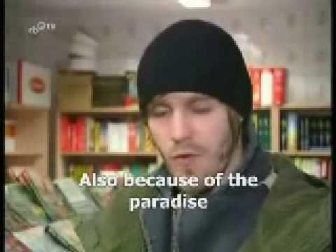 German atheist convert to Islam -English Subtitle