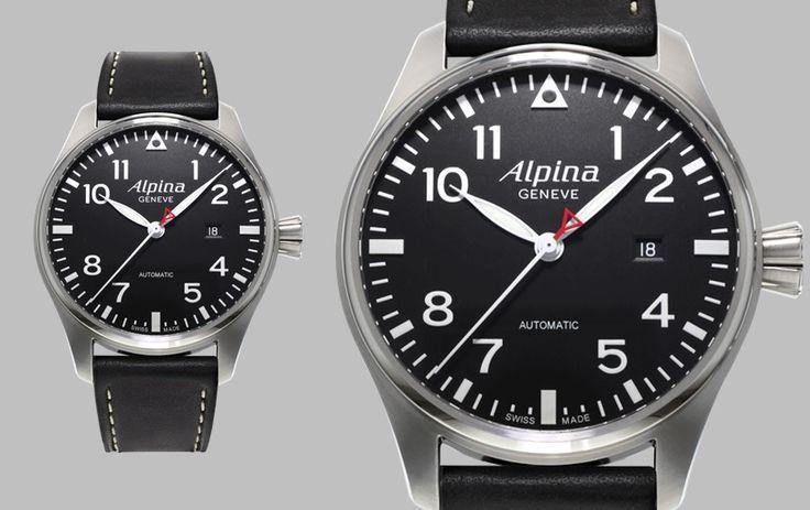 Alpina Pilot Automatic AL-525B4S6