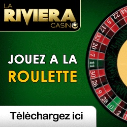 Jouez à la roulette anglaise sur internet rien de plus simple avec notre guide la roulette, inscrivez vous dès maintenant et jouez sur riviera ou 21grandcasino avec un bonus lors de votre inscription.