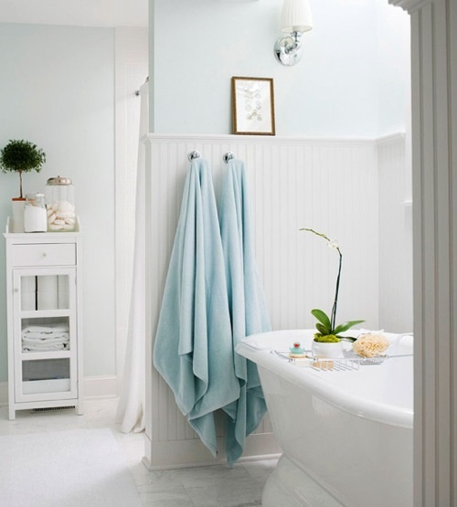 177 best images about cottage bathroom ideas on pinterest traditional bathroom beach cottages - Cool cape cod bathroom designs with interior ...