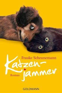 Lesendes Katzenpersonal: [Rezension] Frauke Scheunemann - Katzenjammer (Ban...