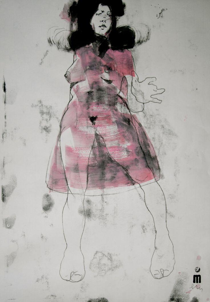 NUDE No. 3364 (100 x 70 cm), 2014