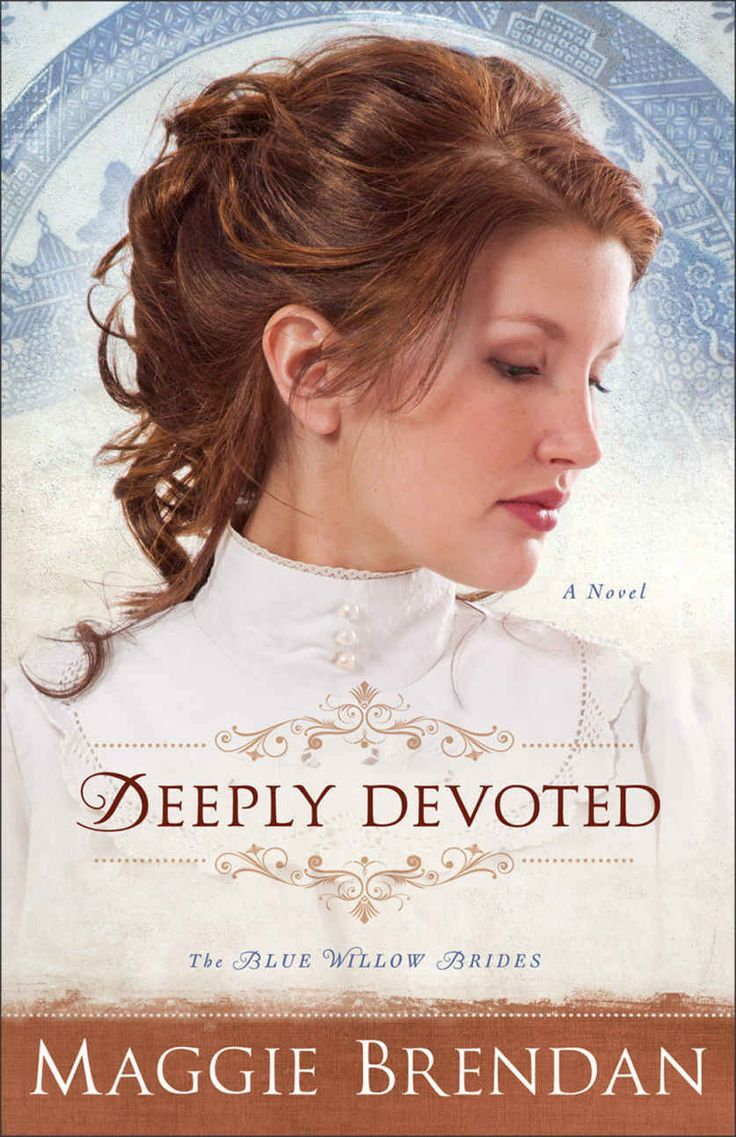 Deeply Devoted (the Blue Willow Brides Book #1): A Novel  Kindle