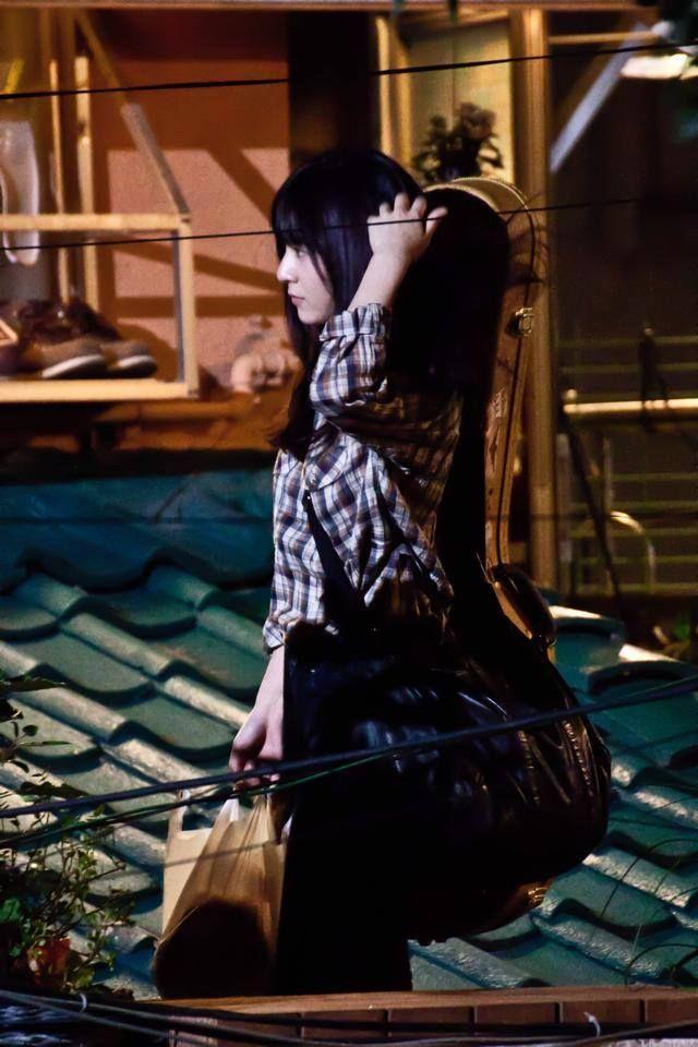f(Krystal) Filming ''My Lovely Girl''