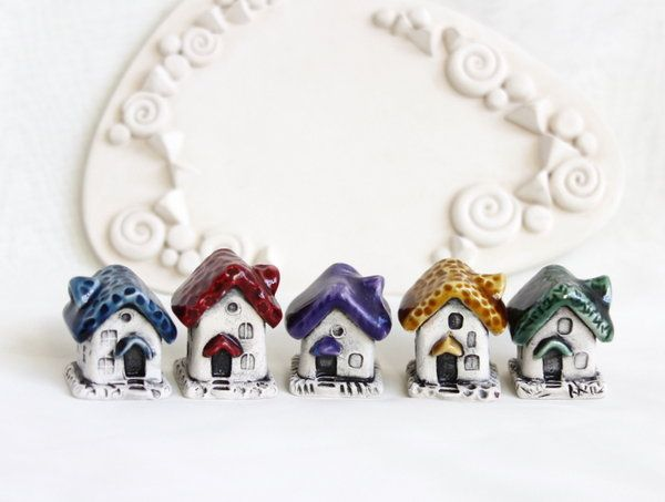 Houses of tiny fairies - 25 by vavaleff.deviantart.com on @deviantART