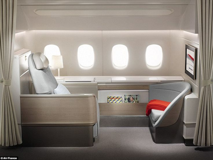 Caviar, fizz on tap and in-flight showers: The best First Class airline seats in the world revealed (and how much they REALLY sell for)