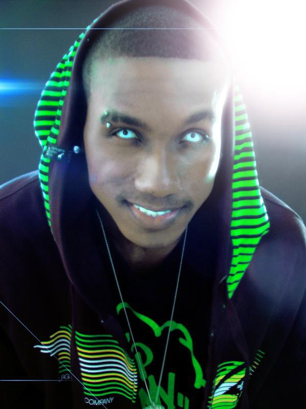 Hopsin!! one creepy ass mother fucker <333