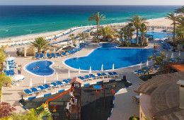 Spanien, Fuerteventura - Barcelo Jandia Playa