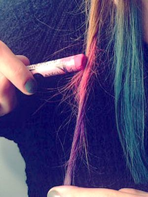 Best 25 chalking hair ideas on pinterest chalk hair colors dye time hair color trends to try pmusecretfo Gallery