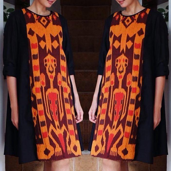 Kirana Dress nfs  LD>S:88cm L:98cm XL:106cm P.Tgn:57cm (TANGAN PANJANG) P.Baju:65cm  Material:TenunKatun  . . CP  LINE @bebatikanjogja (pakai '@')  WA 081904019099 (slow response)  Toko Baju Batik Modern | http://ift.tt/2flJQTw