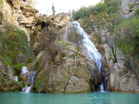 "Waterfall ""Kaya Bunar"", Hotnitsa village, Veliko Tarnovo"