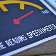 The Reading Speedometer: Dish, Teaching Ideas, Educational Games, Reading Speedometer, Educational Stuff, Playdough, Educational Fun