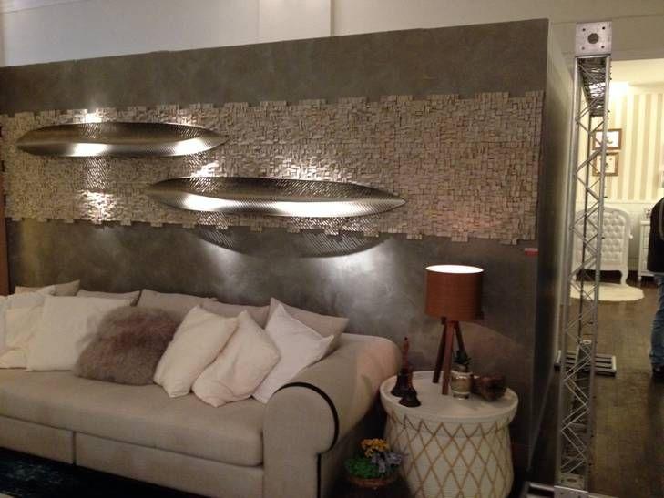 Room decorated with Valpaint Klondike Light