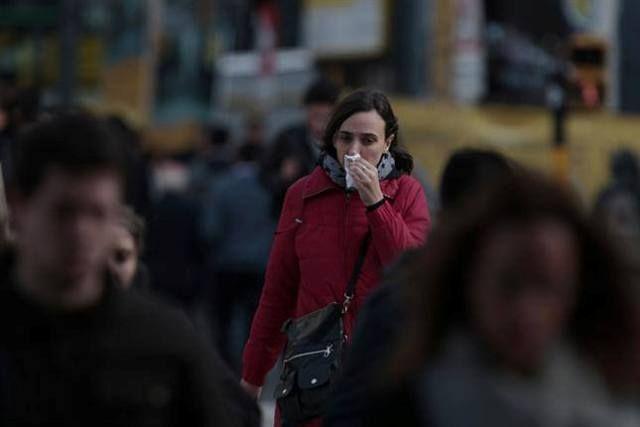 El Servicio Meteorológico Nacional emitió un informe especial para el Sur y Centro del país por irrupción de aire frío, lo que incluye a nuestra ciudad. El organismo precisó que una masa de aire polar se desplazará sobre la Patagonia durante e