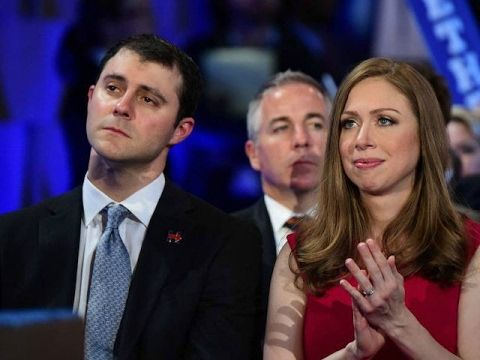 BREAKING! Fate Of Chelsea Clinton's Husband's Fund Is Decided, And It's Bad