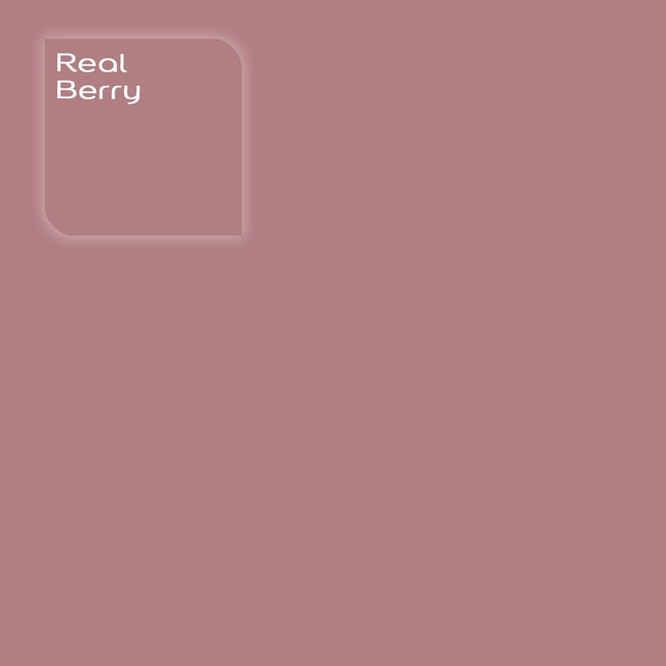Pure by Flexa Colour Lab® kleur: Real Berry. Verkrijgbaar in verfspeciaalzaken.