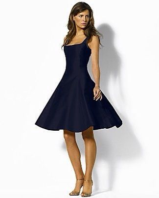Navy Cocktail Dresses
