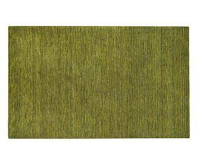 Tappeto in lana bikaner Eternity prato - 90x55 cm