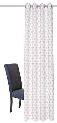 Vorhang, Home Wohnideen, »CONCETTA« (1 Stück) in mauve im QUELLE Online Shop