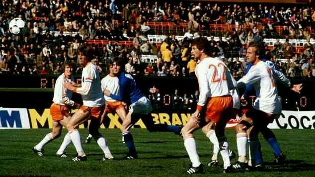 Resultado de imagem para argentine x hollande 1978