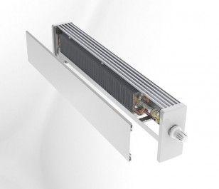 Конвектор напольный Напольные конвекторы отопления с вентилятором Minib COIL - SU1 Артикул: 238-116-900 Напольный конвектор отопления с вентилятором Minib COIL - SU1 - это быстрореагирующий отопительный прибор с новым дизайном, относящийся к серии напольных конвекторов MINIB без вентиляторов.