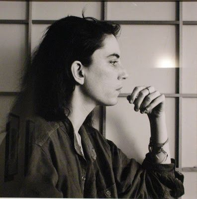 patti smith robert mapplethorpe polaroid - Google Search