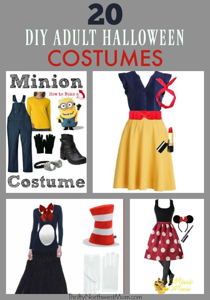 how to make a halloween costume