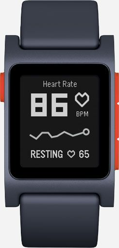 Pebble 2 + Heart Rate