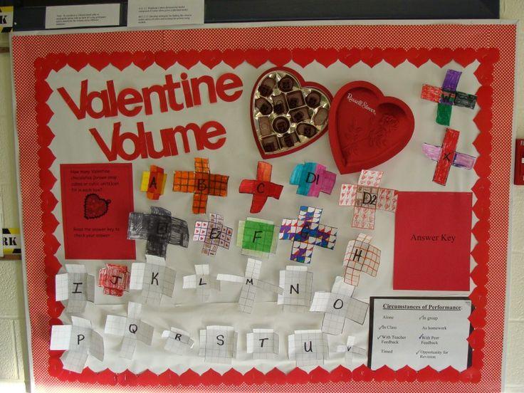 Bulletin Board Designs | ... ideas february bulletin boards classroom ideas math bulletin boards
