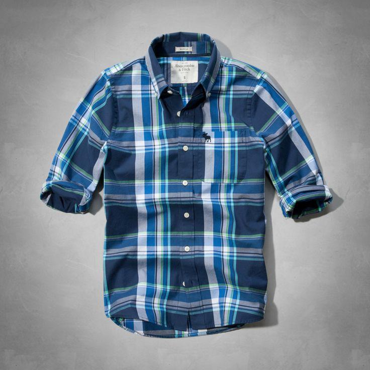 Abercrombie Men Shirt