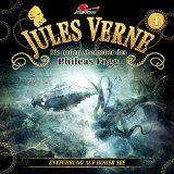 Für Buchtips.net rezensiert: Jules Verne - Die neuen Abenteuer des Phileas Fogg: Folge 01: Entführung auf Hoher See