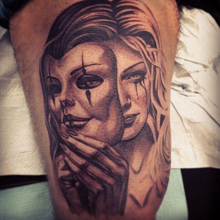 Goodfellas Tattoo & Art Design's, Steve Soto.