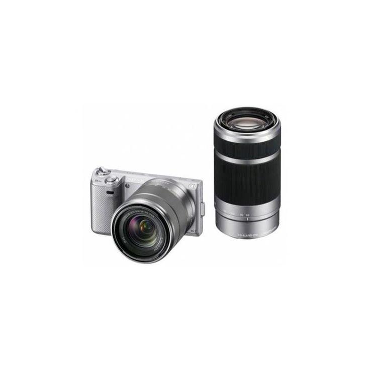 Sony NEX-5NY/S 18-55mm + 55-210mm Objektifli Fotoğraf Makinesi-Sony Eurasia Garantili  http://sonybizde.com/sony-nex-5ny/s-18-55mm--55-210mm-objektifli-fotograf-makinesi